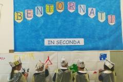 Il nostro primo giorno di scuola