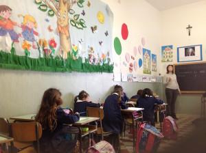 scuola primaria paritaria albano