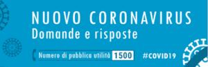 Misure urgenti Covid19